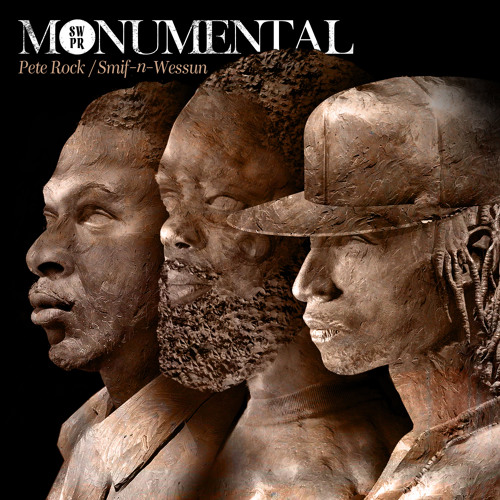 "Pete Rock and Smif N Wessun ""Monumental"" featuring Pete Rock and Tyler Woods"