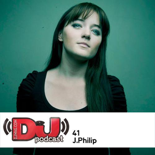 DJ Weekly Podcast 41: J.Phlip