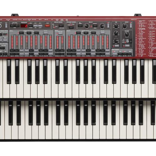 Nord C2 Combo Organ - Gospel
