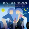 [Backing track] I love you because - Even Though