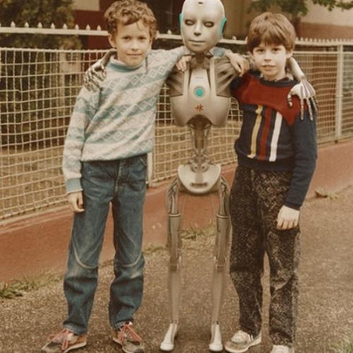 Robots Friend feat. m.bunio.s