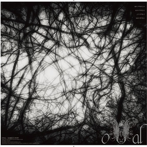 Oval - Oval - Liturgy split limited edition EP  - 02 - Shed