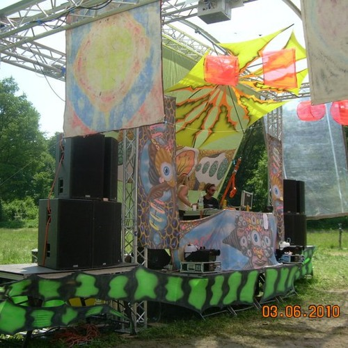 My Spirit Base Festival 2011 Mix part one