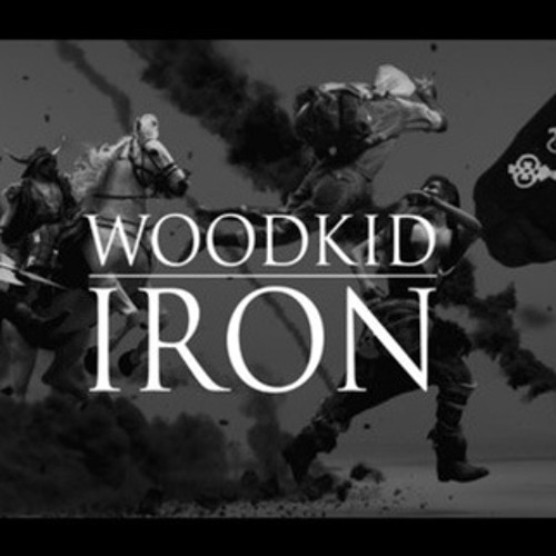 WOODKID - IRON ( J.D.B mix )11