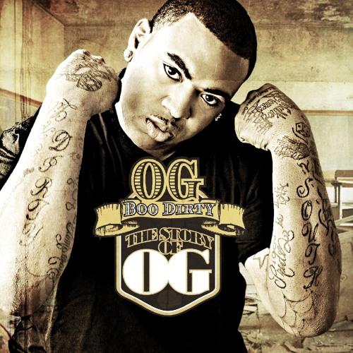 OG Boo Dirty - Lock Em In The Trunk 2011