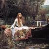 The Lady of Shallott