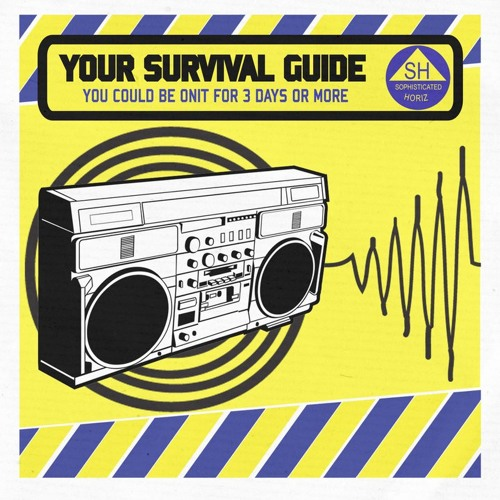 Sophisticated Horiz - Your Survival Guide - 02 Call Me (Cuzzin)