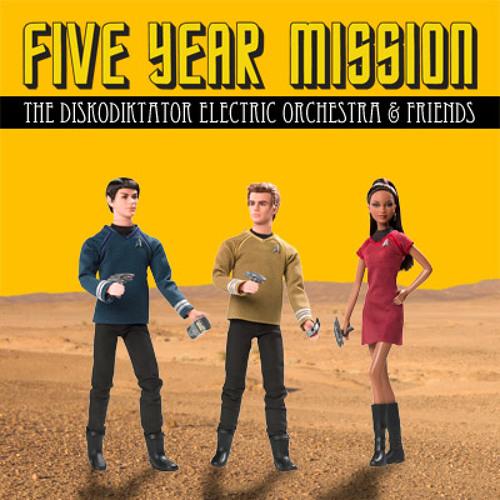 Diskodiktator - FYM 02 - Never Trust A Klingon