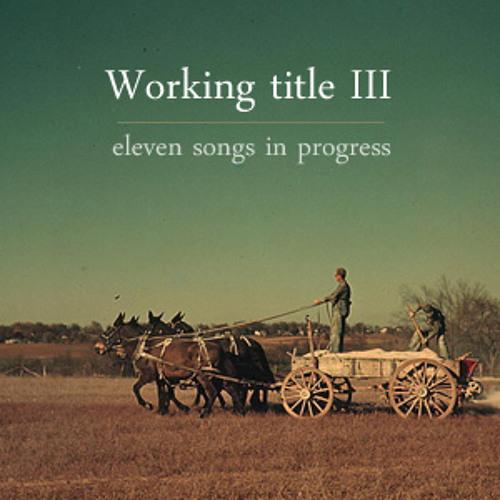 Working title III