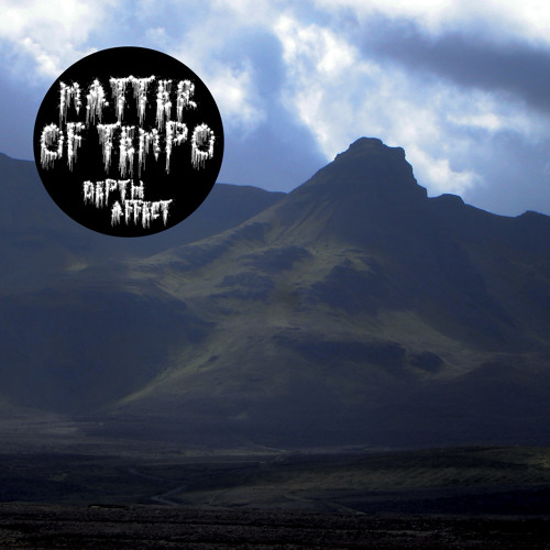 01 - DEPTH AFFECT - Matter Of Tempo EP  - Matter Of Tempo