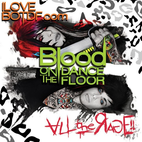 Blood On The Dance Floor - X x 3