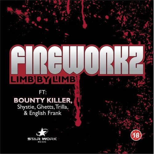 Fireworkz ft Bounty Killah, Ghetts, Shystie & Trilla - Limb By Limb (DJ Q Remix)
