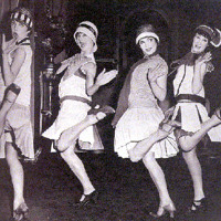 1920s 1930s 1940s :: Electro Swing House :: Jazz Big Band Music DJ Mix