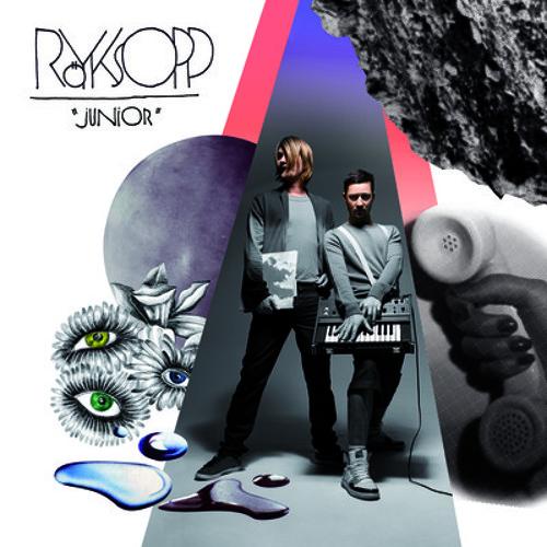 Röyksopp - Tricky Tricky (Easily Embarrassed remix)