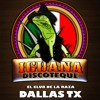 Promo Iguana Discotec Dallas Texas. Jueves 23 de Junio 2M11.