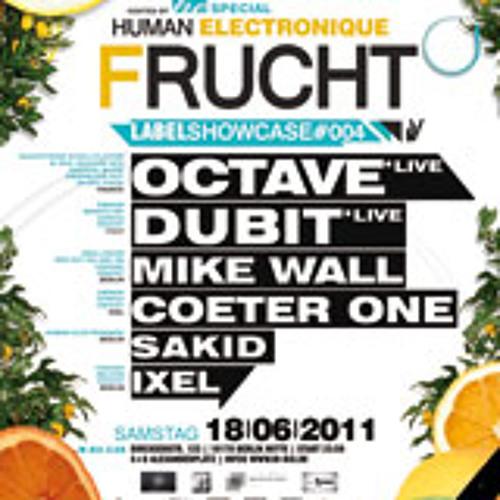 Mike Wall @ Frucht Showcase Berlin - 18.06.2011