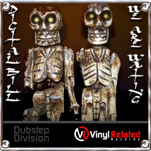 We Are Waiting(Vinyl Related Records UK) Available Now