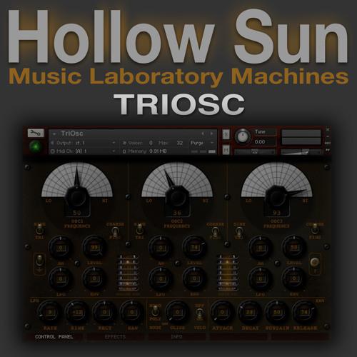 TriOsc - Dreamy TriOsc