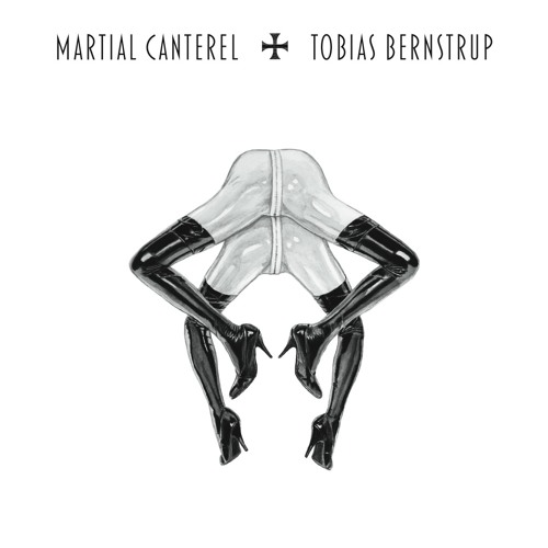 Martial Canterel + Tobias Bernstrup - Strange Land 7'' 2011 MNQ 017