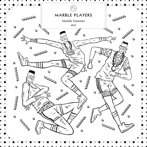 (MRBL005) Marble Players (Bobmo, Para One, Surkin) - Marble Summer