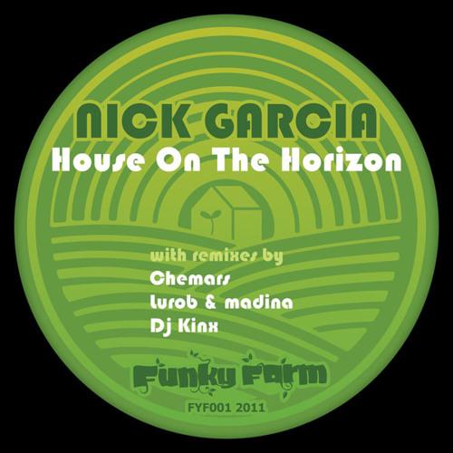 Nick Garcia - Smokin' Hot Mama (Funky Farm) (128k clip)