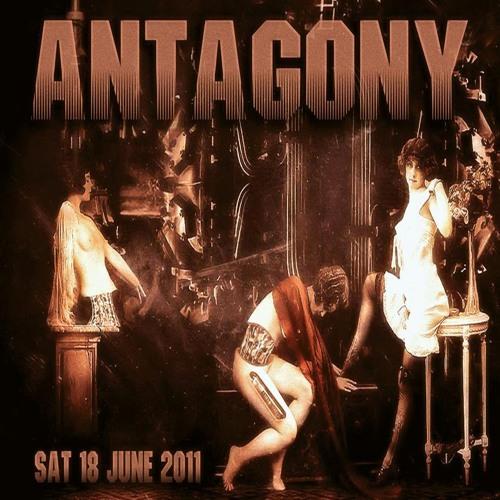 Karina Qanir DJ-Set @ Antagony (London) 18.06.2011