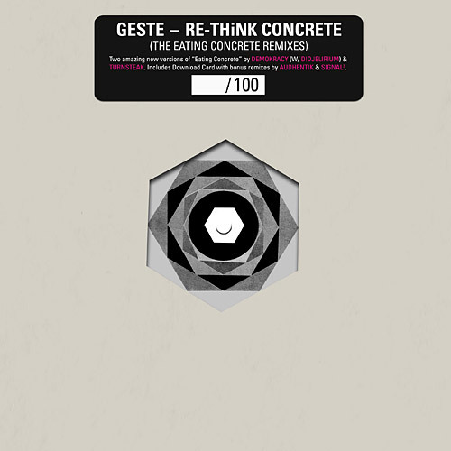 Re-Think Concrete ft. Didjelirium / buy 7'' at e-q-x.net