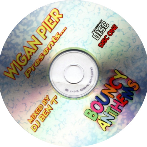 Wigan Pier - Bouncy Anthems