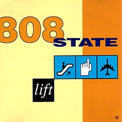 808 State - Lift - Justin Strauss Remix - 1991