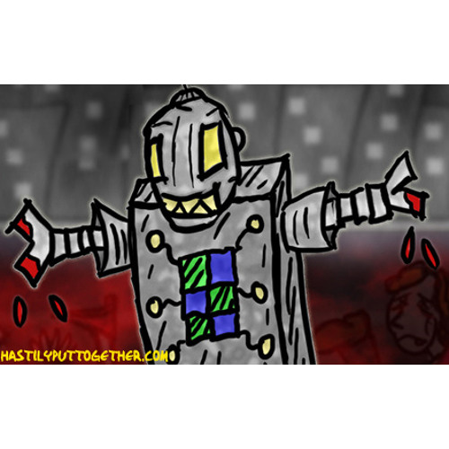 Kill Her Robots (Chaste Around a Moll)