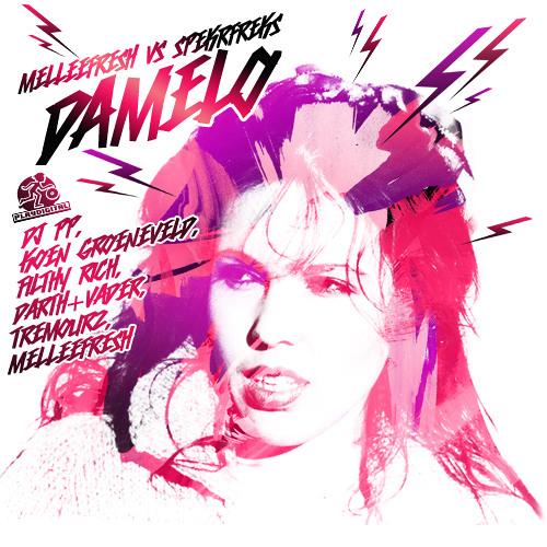 Melleefresh vs SpekrFreks - Damelo (Filthy Rich Dub Mix)