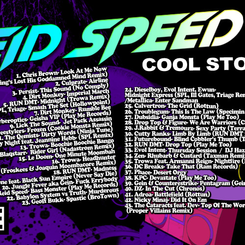 REID SPEED- COOL STORY BRO (MASTERED)