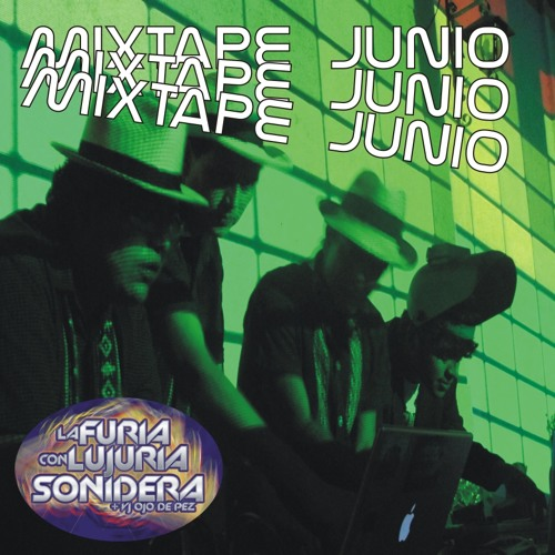 Mixtape  ( Junio ) - La furia con Lujuria Sonidera (download link in description).