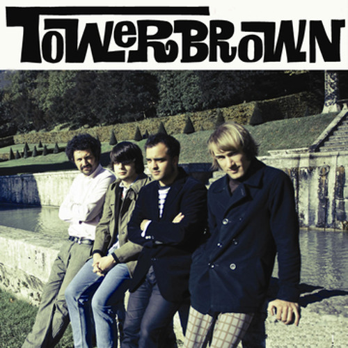 TOWERBROWN - Let's Paint It Brown