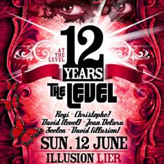 12 Years The Level SET 09 - Christophe!