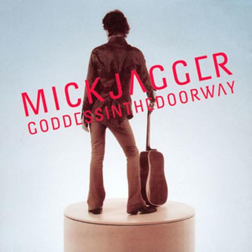 "Mick Jagger - ""Goddess In The Doorway"""