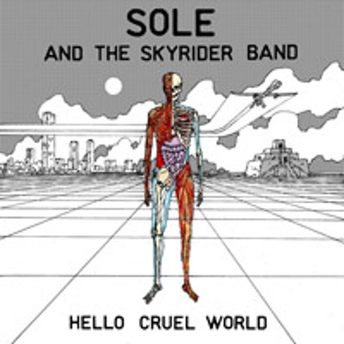 "Sole and the Skyrider Band ""Bad Captain Swag"" feat. Lil B & Pictureplane"