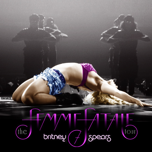 Gimme More [Femme Fatale Tour Studio Version]
