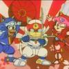 Samurai PIzza Cats - Theme english