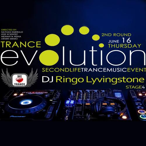 DJ Ringo Lyvingstone - Trance Evolution (Round 2, Stage 4)