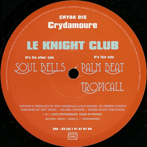 Le Knight Club - Palm Beat (Hana Yori Kichou Na Remix)