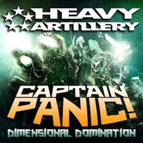 The Argent Dawn - Captain Panic! (Dimensional Domination EP)