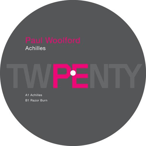 Paul Woolford - Achilles b/w Razor Burn