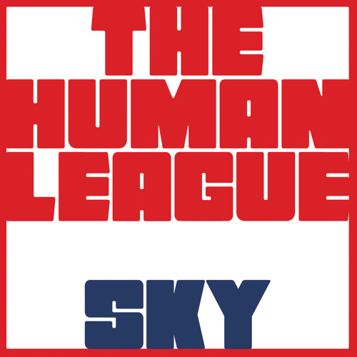 The Human League - Sky (Plastic Plates remix)