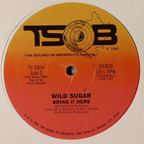 """Wild Sugar - """"Bring It Here"""" 4AM's Beat Box Party"""