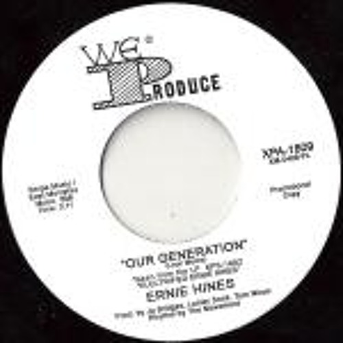 Ernie Hines - Our Generation (Look What Happend edit)