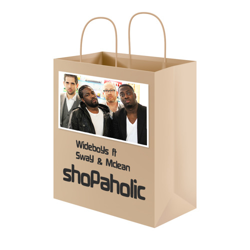 Wideboys ft Sway & Mclean - Shopaholic - Radio Edit 3 20 (Full) (master)