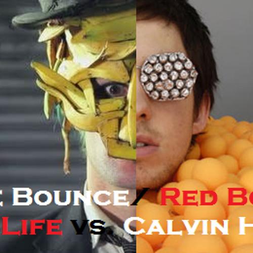 White Bounce Red Bounce (Calvin Harris vs. Dada Life) [Live Mashup]