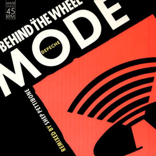 Depeche Mode - Behind The Wheel (Waldorff Version)