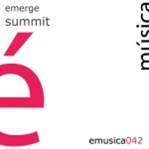 Emerge- Summit (Original Mix) Preview [émusica/Neuroscience]